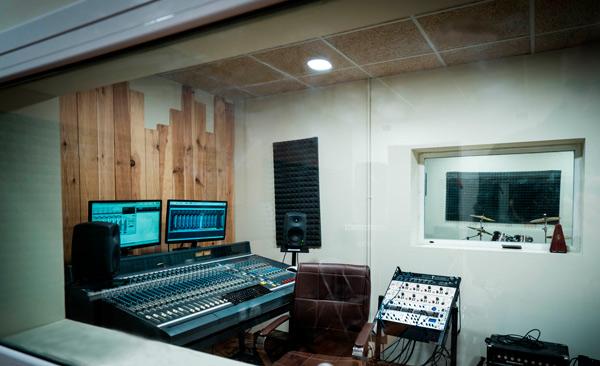 estudio de grabación Oh yeah records