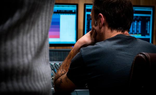 producción estudio grabación oh yeah records