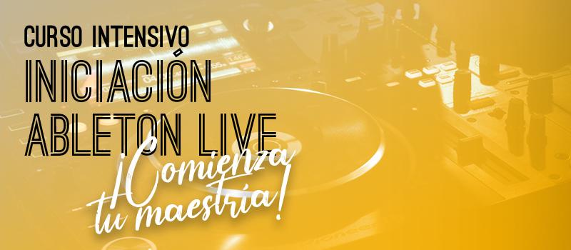 curso ableton live